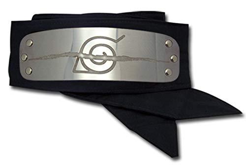 Great Eastern Naruto Anti Leaf Village Headband