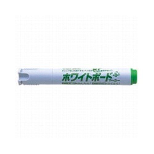 (Shachihata Junko Whiteboard Marker Square Core Green K-529