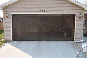 16x9 Garage Door Dandk Organizer