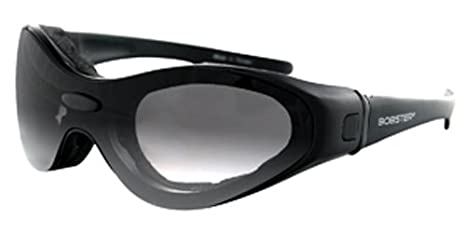 86bc765bdfd Bobster D-06615 Spektrax Convertible Sunglasses with Prescription Insert