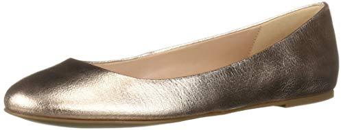 BCBGeneration Women's Geremia Flat Shoe, Rosegold, 11 M US