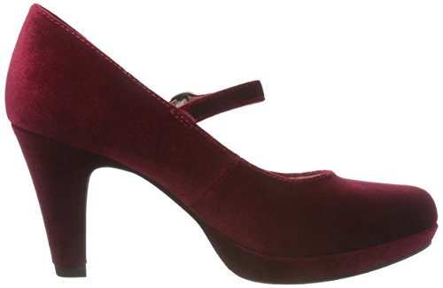 Femme Rouge Escarpins s Dark 31 Oliver 24410 Red 505 gwqWSZ6IAW