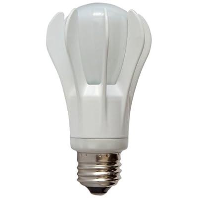 GE Lighting 64018 Energy Smart LED 9-Watt (40-watt replacement) 450-Lumen A19 Light Bulb with Medium Base, 1-Pack