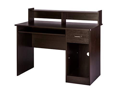 OneSpace 50-LD01ES Essential Computer Desk Espresso (Espresso Desks)