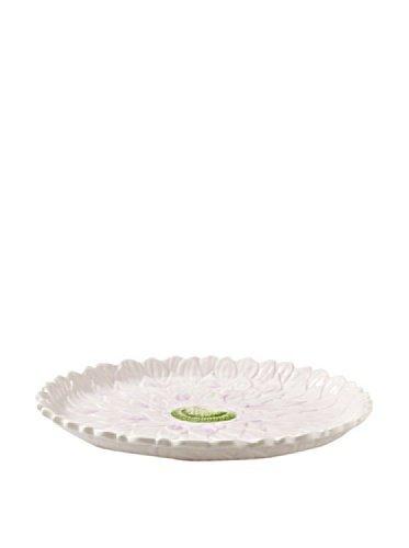 Mikasa Silk Floral Lavendar Round Platter 13