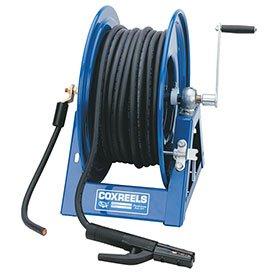 Large Capacity Welding Reel - #2-300 Ft; #1-250 Ft; #1/0-200 Ft; #2/0-150 Ft. - Hand Crank (Large Capacity Welding Reel)