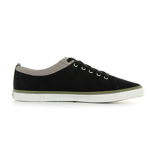 Fred Perry Hallam Twill B4187102, Baskets Mode Homme