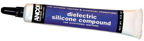 Silicone Compound Dielectric - Ancor 700115 Marine Grade Electrical Dielectric Silicone Compound