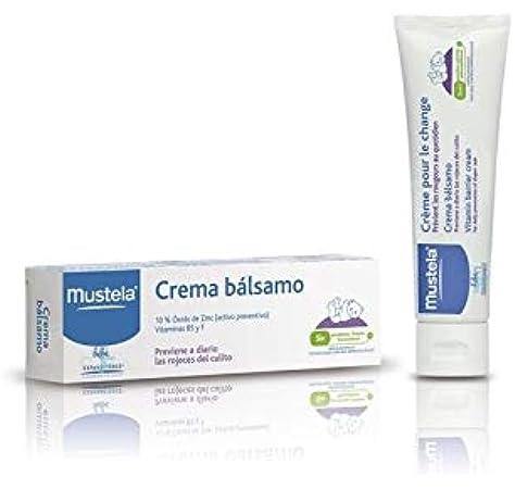 Mustela - Crema balsamo 50ml Bebe: Amazon.es: Belleza