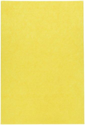 Darice FLT 0335 Stiff Sheet Yellow