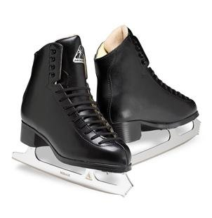 (Jackson JS1992 Marquis Mens Ice Skates Black Entry Level Figure Skating (M, 8) )