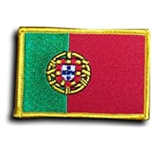 Portugal - Country Rectangular Patches