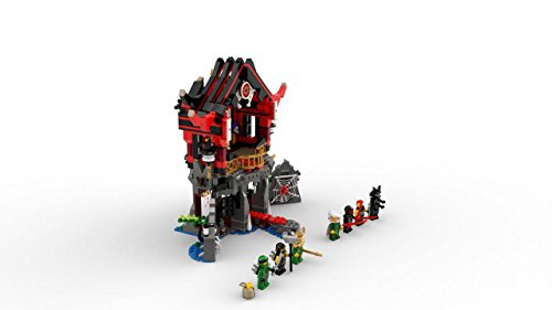 1d05a24286deb LEGO NINJAGO Temple of Resurrection 70643 Building Kit (765 - Import ...