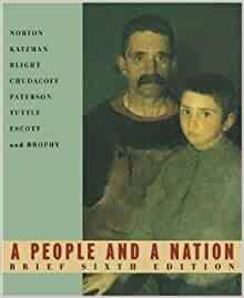 norton people and a nation chapter This item: a people and a nation: a history of the united states, brief 10th edition (mindtap course list) by mary beth norton paperback $8341 in stock ships from and sold by blackwell's uk tracked service to the usa.