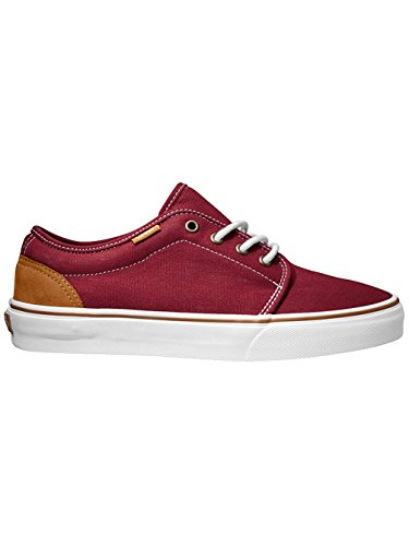 Adulte De Vulcanized Brick Mixte Gymnastique Vans Chaussures wE0dqEX
