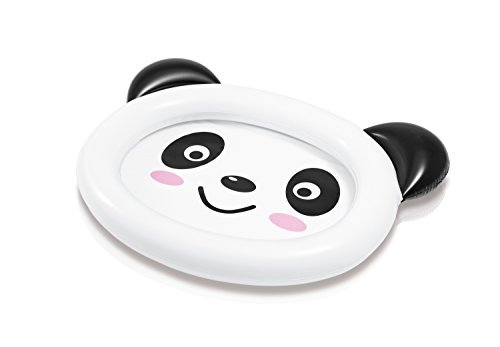 Intex Recreation 57407EP Smiling Panda Baby Pool Toy (Smiling With The Mouth Of The Ocean)