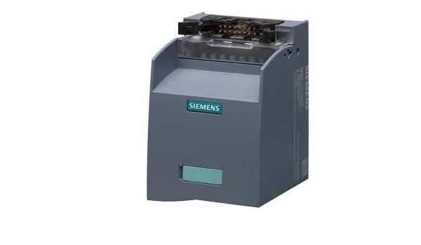 Siemens - Módulo conexion tp3 8 canal para detector 2x10 con led 16 polos: Amazon.es: Bricolaje y herramientas