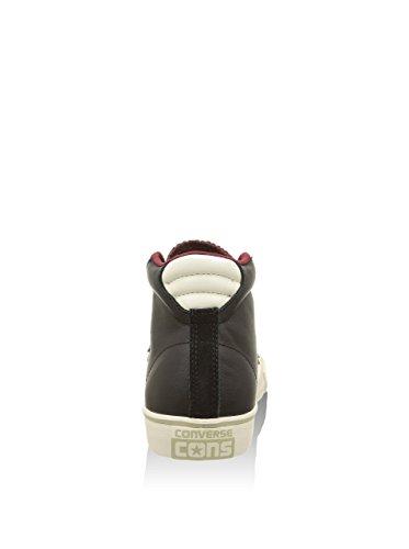 Converse Pour marron Baskets Femme Noir 864Hwx8q