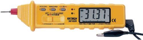 Extech 381626 MultiMeter Logic Test