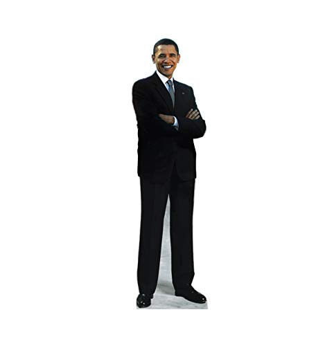 Advanced Graphics President Barack Obama Life Size Cardboard Cutout ()
