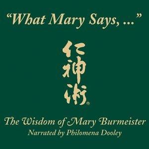 What Mary Says: Jin Shin Jyutsu