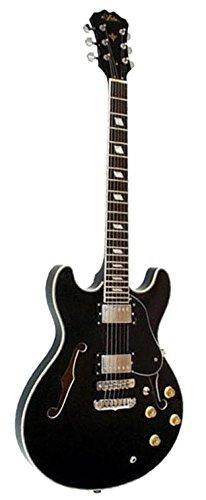Aria TACB - Guitarra, color negro: Amazon.es: Instrumentos musicales