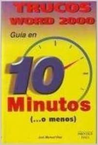 Descargar el portal de ebooks Aprendiendo Trucos Word 2000 - Guia En 10 Minutos in Spanish