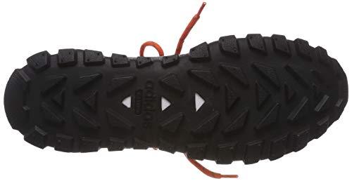grisei Adidas Para 000 De cartra Trail negbás Multicolor Zapatillas Kanadia Hombre Deporte RwxzR