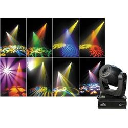 Chauvet Q-Spot 575 - DMX512 Moving Yoke (HMI575) (Q-spot Dmx Moving Yoke)