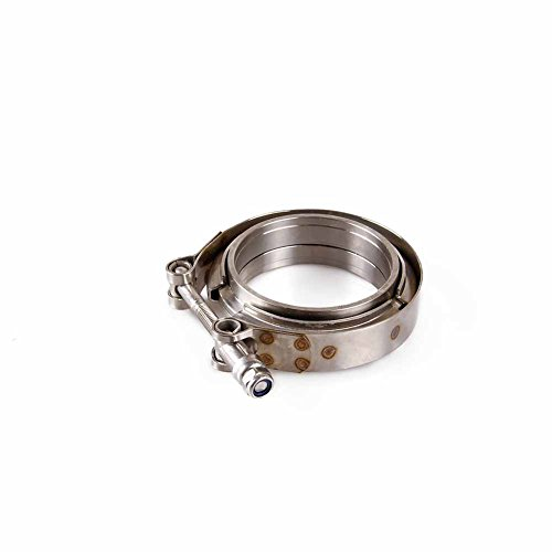 Generic inch stainless steel pipe clamp for turbo