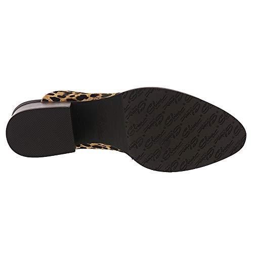 black Damsel Negro leopard Mujer Sbicca q47UZg