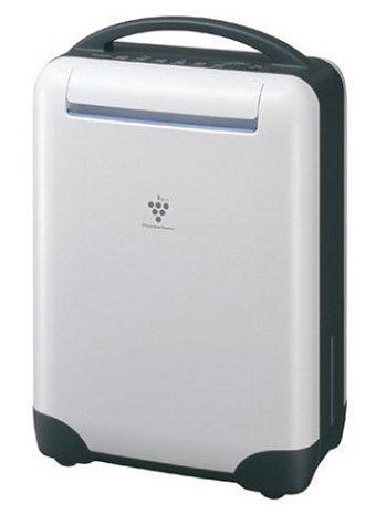 SHARP コンビニクーラー[除菌イオン] 冷風衣類乾燥除湿機 18畳:60Hz 16畳:50Hz ホワイト系 CV-T71CH-W B000F3AKDY