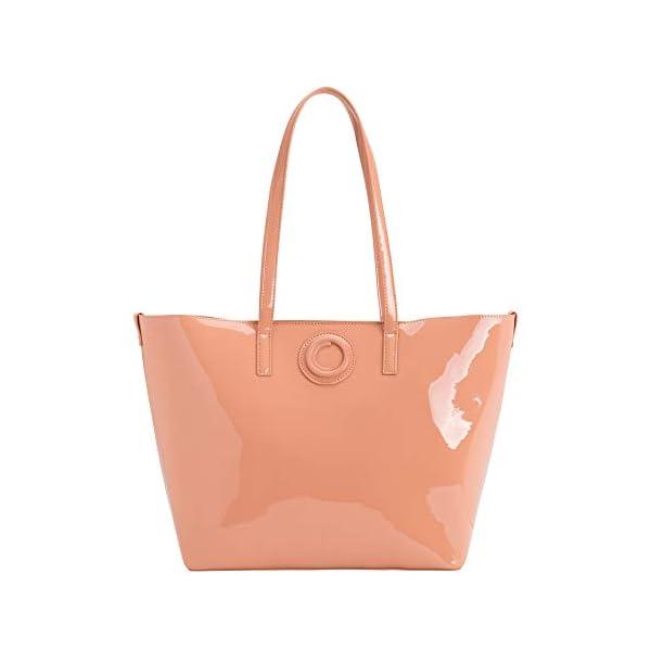 CARPISA® Borsa shopping donna lucida - Consuelo 1