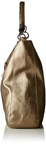 saddle Aus Fritzi Borsa Argento Hanna Silver 168 Preußen A Spalla Donna warm 7OqwBPO4x