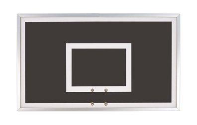 最初チームft221強化ガラス36 x 60で。強化ガラスbackboard44 ;フォレストグリーン B01HC0DDUE