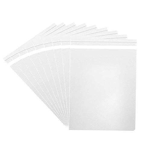 400 PCS 4X6 Inch (Include Flap) Clear Resealable Adhesive Cello/Cellophane Treat Bags Christmas Gift Bag for Wedding Cookie Gift Candy Bakery Supply,1.4mil - Bags Christmas Cellophane
