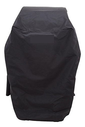 """Hongso CB42 All-Season Grill Cover Replacement for Char-Broil 2 Burner Grill Cover, Black (32"""" W x 26"""" D x 42"""") For Sale"""