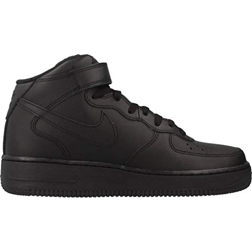 Sportive Wmns Nike Donna Force '07 1 Black Le Mid Air Scarpe 7nqFawU