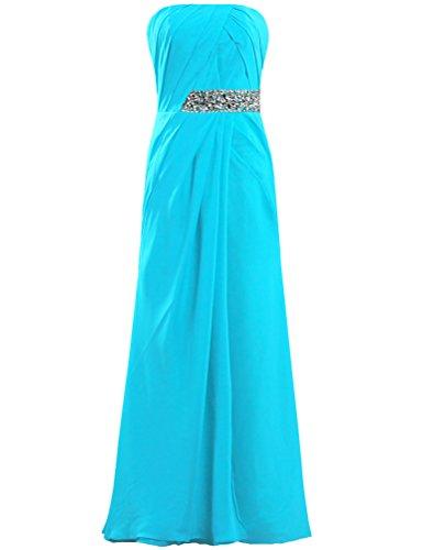 Mermaid Dress Long Women's Prom Bead Elegant Gown Evening ANTS Sash w0pSRq