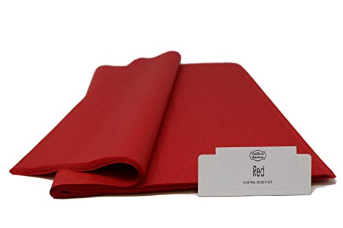 Red 120 Sheets - Gift Wrapping Tissue Paper 15
