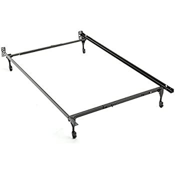 Amazon Com Twin Full Sturdy Metal Bedframe 79c T F With