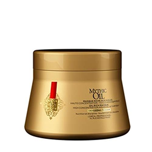 Lóreal Mythic Oil Mask cwith Argan Oil for Thickness Hair - 200 ml