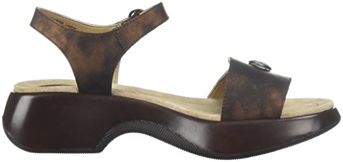 Brown Metallic Dansko Lynnie Lynnie Womens Dark pSH7nvxa