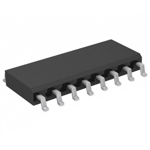 IC DRVR//RCVR 5V RS232 16-SOIC 100 pieces