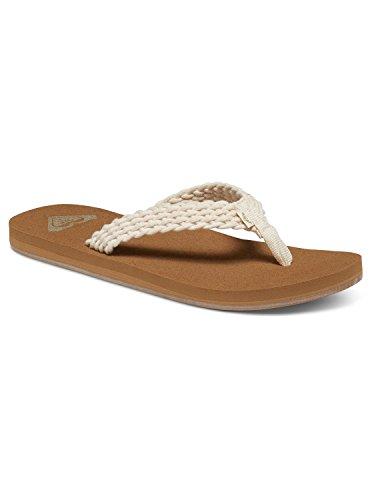 roxy-womens-porto-sandal-flip-flop-cream-8-m-us