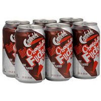 Canfield's Soda Chocolate Fudge Diet, 6-Count(Pack of 4)