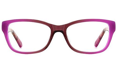 Rivet & Sway Prescription Eyeglasses Fashion Women's Frame Pillow Talk (Rock Candy) ()