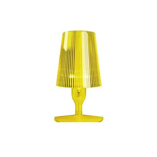 Kartell Take Abat-Jour Yellow: Amazon.co.uk: Lighting