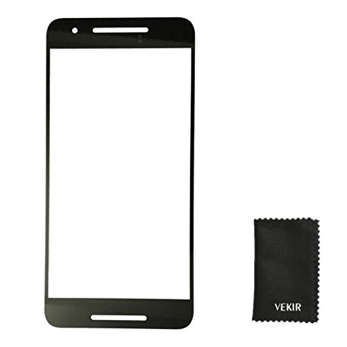 VEKIR Outer Glass Lens Screen Replacement Compatible with Huawei Google Nexus 6P Retail Packaging