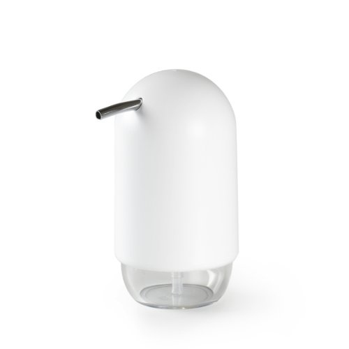 Umbra Touch Soap Pump, White